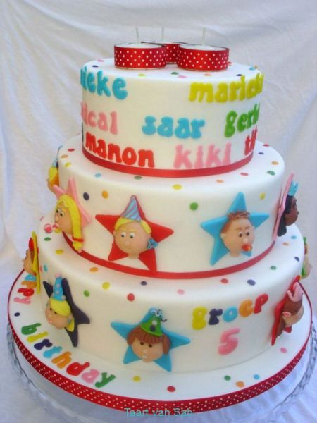 Klas taart